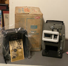 The Holy Grail Sears Du-All Super 8/Regular 8Mm Movie Projector New Old Stock !