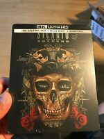 Sicario 2 Day of Soldado  4K UHD + Blu-Ray + Digital HD Steelbook Sealed *Read*