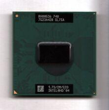 INTEL PENTIUM M 740 MOBILE 1.73GHZ 533FSB 2MB CACHE SOCKET 478 (TRAY) - NEW!