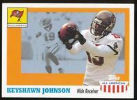 2003 Topps All American Keyshawn Johnson #31 Tampa Bay Buccaneers