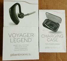 Plantronics Voyager Legend Bluetooth Headsets & Charge Case