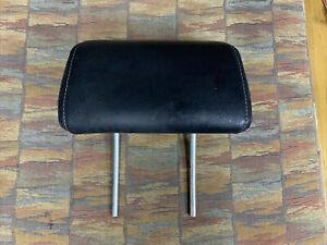 Subaru XV rear seat head rest leather