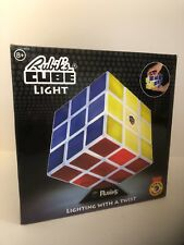 Rubik's Cube Light Desk Lamp Night Light Fully Playable by Paladone