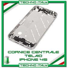 MIDDLE PLATE BOARD TELAIO COMPLETO per IPHONE 4S cornice centrale metallo board