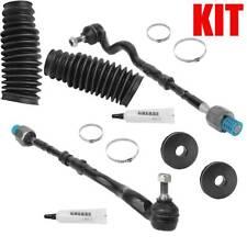 Steering Inner & Outer Tie Rod Rods Assembly Rack Boots Kit for BMW E46 E85 E86