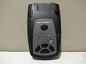 Beltronics Vector 955 Radar and Laser Detector -Tested Working