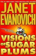 Visions of Sugar Plums ~ Stephanie Plum Holiday Novel by Janet Evanovich HC NEW