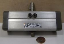 Smc Rotary Actuator Ecdra1Bw30-180 . Max Pres:1.0Mpa . Japan