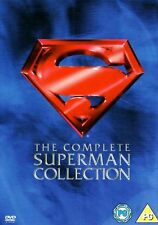 The Complete Superman 1 - 5 DVD Movie Collection Brand New