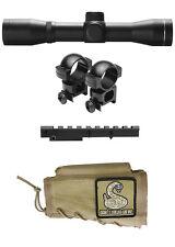 Scout Rifle Kit w/ Mount + 2.5x30 Scope + TAN Cheek Rest Fits 1891 Mosin Nagant