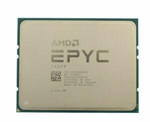 NEW AMD EPYC 7402P 24-Core 2.80GHZ 128MB L3 CPU Processor - 100-000000048 Dell