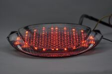 Brake Tail Light LED Clear with Integrated Turn Signal Honda 2007-2012 CBR 600RR
