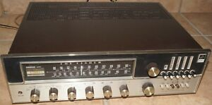 The Fisher Vintage 800-T Stereo Receiver Amplifier Rare! Ready to Restore