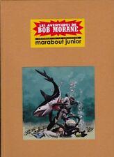 RARE EO HENRI VERNES + YVES RODIER PORT-FOLIO N° 75 EXS : HOMMAGE À BOB MORANE