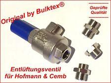Entlüftungsventil Metall Ventil Abdrückzylinder Hofmann Monty Reifenmaschine 026