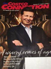 COSTCO CONNECTION MAGAZINE September 2017 WINERY COMES OF AGE Global Wine Indust