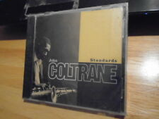 SEALED RARE OOP John Coltrane CD Standards comp JAZZ Lush Life Greensleeves 10tr