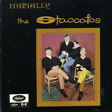 CD THE STACCATOS Initially (FIVE MAN ELECTRICAL BAND) NEW MINT SEALED