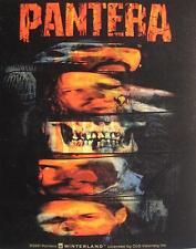 PANTERA AUFKLEBER / STICKER # 18 - PVC