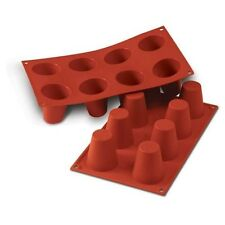 Stampo 8 babba' silicone Silikomart SF 021 dolci torta multiporzione big - Rotex