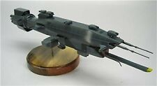 Warlock Destroyer Babylon-5 Spacecraft Dried Wood Model Large New