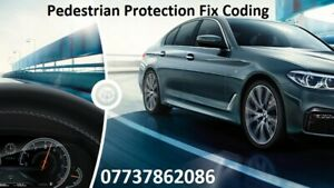 BMW PTS PEDESTRIAN PROTECTION FIX-CODING-DISABLE