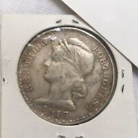 Coin - Silver - 1 Escudo 1915 - República Portuguesa