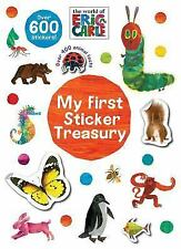 The World of Eric Carle My First Sticker Treasury by Parragon Books Ltd...