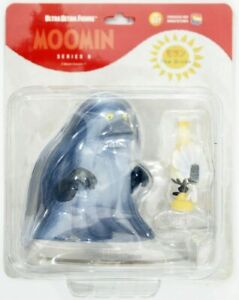 Medicom UDF Moomin Series 6 The Groke Figure