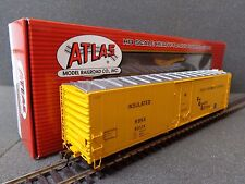 HO Fruit Growers Express / FGE 50' Plug Door Box Car#90124 - Atlas #20001367