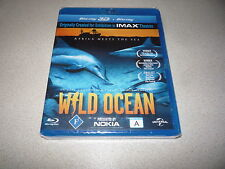 IMAX - WILD OCEAN ( BLU-RAY 3D   BLU-RAY BRAND NEW AND SEALED