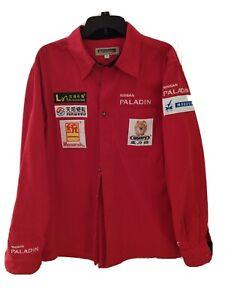 2004 Paris-Dakar Rally Nissan PALADIN (Xterra)Official Used replica jacket US=L