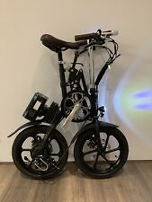 Kwikfold Xite-2 Folding Electric Bike ebike with Battery