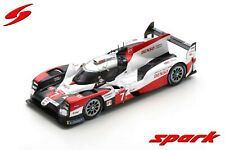 Spark Toyota TS050 Hybrid #7 2020 Echelle 1:43 Voiture Miniature - Rouge/ Blanche (S7958)