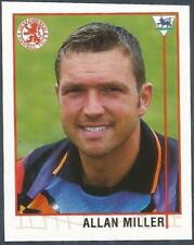 MERLIN 1996-PREMIER LEAGUE 96 - #483-MIDDLESBROUGH-ALLAN MILLER