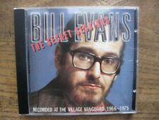 BILL EVANS  The secret sessions Disk 8 only - Excellent used CD 1996