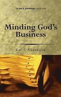 Minding God's Business, Brand New, Free P&P in the UK