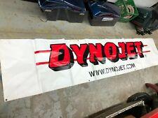 Harley DynoJet Dyno Jet performance racing tuner banner poster tent 10x2 feet