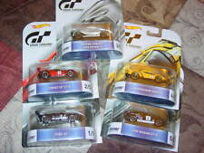 Hot Wheels Retro Entertainment C Gran Turismo Set of 5 -Nice!