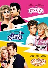 GREASE GREASE 2 GREASE LIVE [DVD]