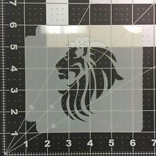 Lion 101 Stencil