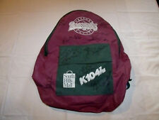 Hudson Valley Renegades MiLB 1995 Team SIGNED Auto Backpack Bump Wills Dempster