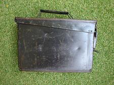 Original Metall Munition- Patronen Kiste S.E.L.  TD