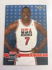 1994 SkyBox International USA Basketball - #18 Shawn Kemp