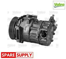 COMPRESSOR, AIR CONDITIONING FOR CITROËN FIAT PEUGEOT VALEO 813162