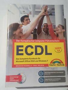 ECDL - Das komplette Kursbuch für Office 2010 und Windows 7 - nach Syllabus 5.0