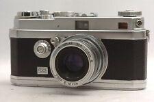 @ Ship In 24 Hrs @ Rare! @ 1955 OPL Foca Universal R Film Camera Oplar 50mm f2.8