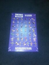 GameStop Promo Exclusive FortNite Poster