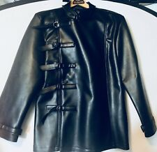 Men's Buckle Jacket Supernal goth gothic fetish clubwear cyber industrial