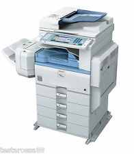 Ricoh MPC 2050 Colour Multifunction with Copy Scan Print with option Staple Unit